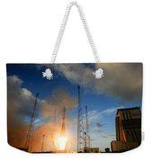 Launch Of Soyuz Vs07 2014 Weekender Tote Bag