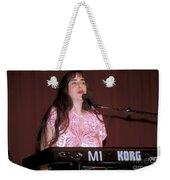 Laura Nyro Weekender Tote Bag