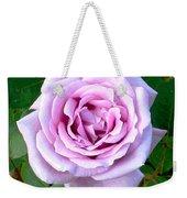 Lavendar Rose Weekender Tote Bag