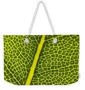 Leafy Details Weekender Tote Bag