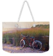 One For The Road Weekender Tote Bag