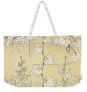 Leaves From Nature Weekender Tote Bag