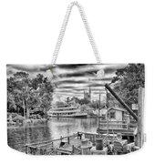 Liberty Square Riverboat Weekender Tote Bag