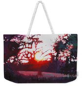 Light Grounding Weekender Tote Bag