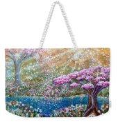 Light Of Spring Weekender Tote Bag