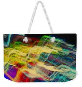 Light Strands Weekender Tote Bag