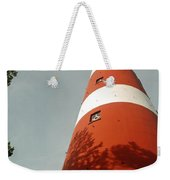 Lighthouse Weekender Tote Bag