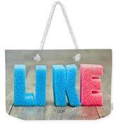 Like Weekender Tote Bag