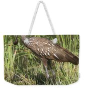 Limpkin In The Glades Weekender Tote Bag