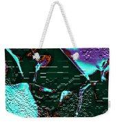 Liquid Color Weekender Tote Bag