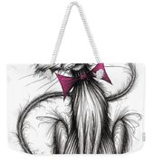 Little Fluffy Weekender Tote Bag