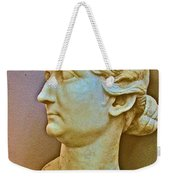 Livia In Ephesus Museum-turkey  Weekender Tote Bag