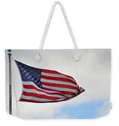 Long May You Wave Weekender Tote Bag