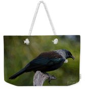 Lonley In A Big Forest Weekender Tote Bag