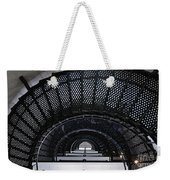 Looking Up The Lighthouse Weekender Tote Bag