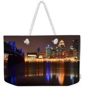 Louisville Kentucky Weekender Tote Bag