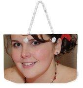 Lovely Rachel Weekender Tote Bag