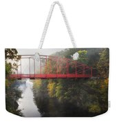 Lovers Leap Bridge Weekender Tote Bag