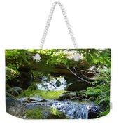Lower Granite Falls 1 Weekender Tote Bag