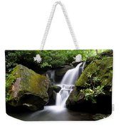 Lower Grotto Falls Weekender Tote Bag