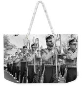Lsu Marching Band Vignette Weekender Tote Bag