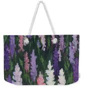 Lupines - Art By Bill Tomsa Weekender Tote Bag