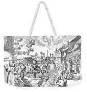 Luther Anniversary, 1617 Weekender Tote Bag