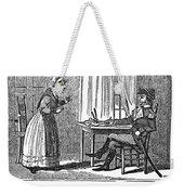 Lydia Darrah, 1777 Weekender Tote Bag