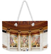 Murals In The Capitol - Madison Weekender Tote Bag