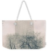 Madison Square Park Weekender Tote Bag
