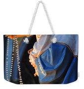 Madonna And Jesus Weekender Tote Bag
