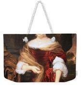 Mae's Portrait Of A Lady Weekender Tote Bag