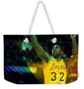 Magic Johnson Weekender Tote Bag