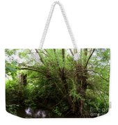 Magical Tree In Forest Weekender Tote Bag