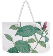 Magnolia Discolor, Engraved By Legrand Weekender Tote Bag