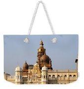 Maharaja's Palace India Mysore Weekender Tote Bag