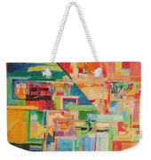 Mainstay And Assurance Of The Righteous Weekender Tote Bag