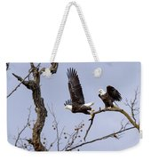 Majestic Beauty  Weekender Tote Bag