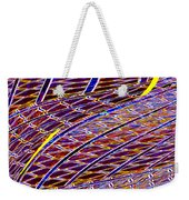 Making Tracks Weekender Tote Bag