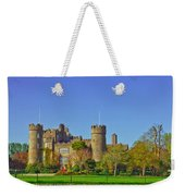 Malahide Castle  Weekender Tote Bag