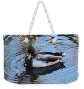 Mallard Drake Duck Weekender Tote Bag