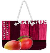 Mango Farm Sign Weekender Tote Bag