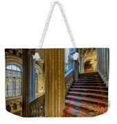 Mansion Stairway Weekender Tote Bag