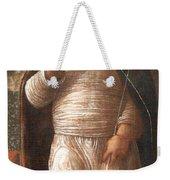 Mantegna's The Infant Savior Weekender Tote Bag