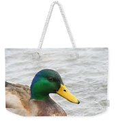 March Mallard  Weekender Tote Bag