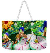 Mardi Gras Float Weekender Tote Bag
