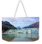 Margerie Glacier Weekender Tote Bag