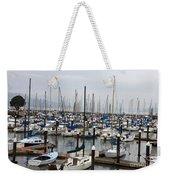 Marina San Francisco Weekender Tote Bag