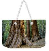 Mariposa Grove Weekender Tote Bag