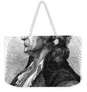 Marquis De Condorcet (1743-1794) Weekender Tote Bag